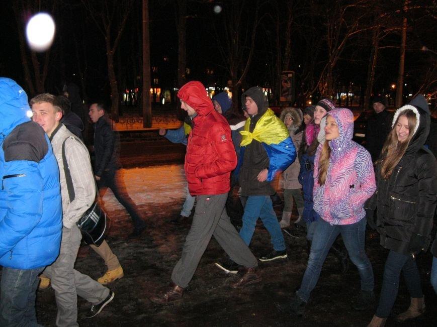 Черниговский «евромайдан» зажигает новые «звёзды» (ФОТО), фото-2