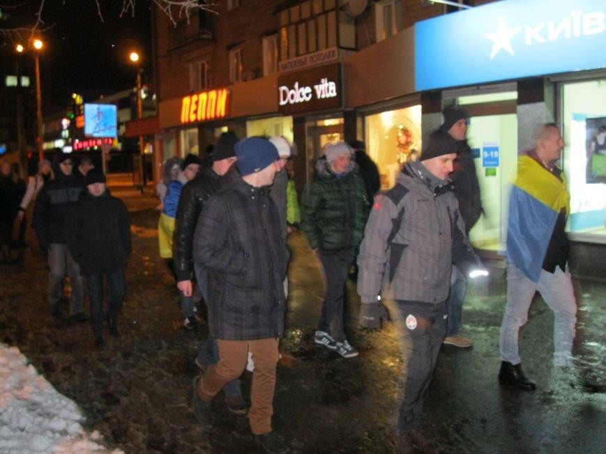 Черниговский «евромайдан» зажигает новые «звёзды» (ФОТО), фото-1