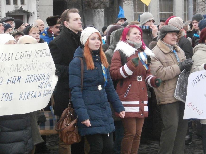 Революция и «Левобережный рок»: в Харьков съехались музыканты со всей восточной Украины поддержать участников «евромайдана» (фото), фото-50