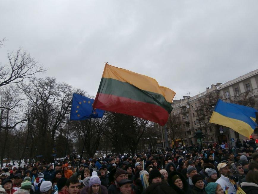 Революция и «Левобережный рок»: в Харьков съехались музыканты со всей восточной Украины поддержать участников «евромайдана» (фото), фото-42