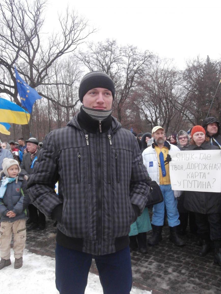 Революция и «Левобережный рок»: в Харьков съехались музыканты со всей восточной Украины поддержать участников «евромайдана» (фото), фото-39