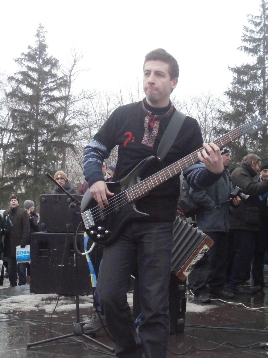 Революция и «Левобережный рок»: в Харьков съехались музыканты со всей восточной Украины поддержать участников «евромайдана» (фото), фото-48