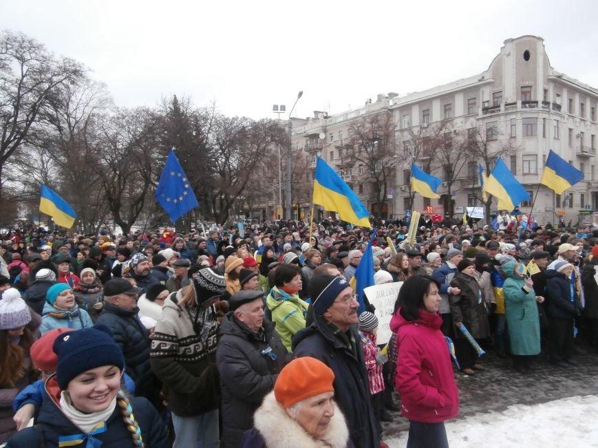 Революция и «Левобережный рок»: в Харьков съехались музыканты со всей восточной Украины поддержать участников «евромайдана» (фото), фото-19