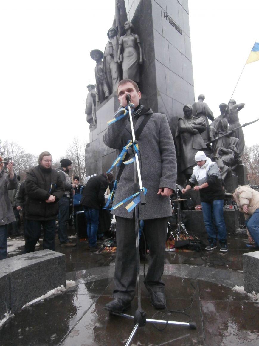 Революция и «Левобережный рок»: в Харьков съехались музыканты со всей восточной Украины поддержать участников «евромайдана» (фото), фото-10