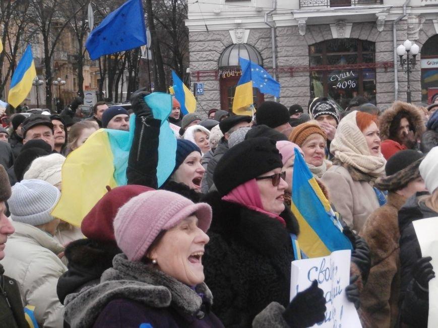 Революция и «Левобережный рок»: в Харьков съехались музыканты со всей восточной Украины поддержать участников «евромайдана» (фото), фото-35