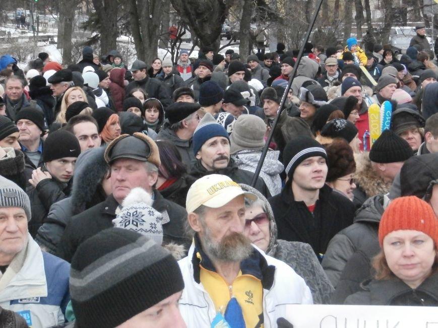 Революция и «Левобережный рок»: в Харьков съехались музыканты со всей восточной Украины поддержать участников «евромайдана» (фото), фото-38