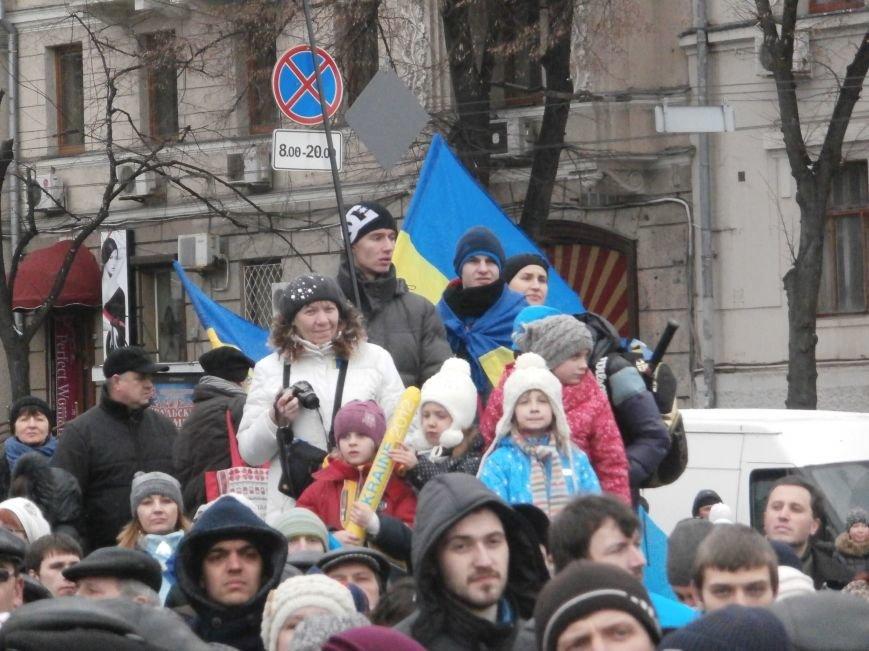 Революция и «Левобережный рок»: в Харьков съехались музыканты со всей восточной Украины поддержать участников «евромайдана» (фото), фото-23