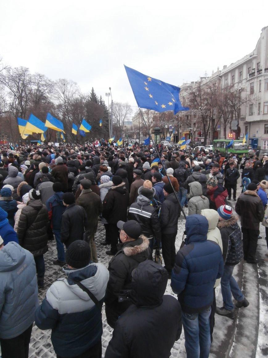 Революция и «Левобережный рок»: в Харьков съехались музыканты со всей восточной Украины поддержать участников «евромайдана» (фото), фото-29