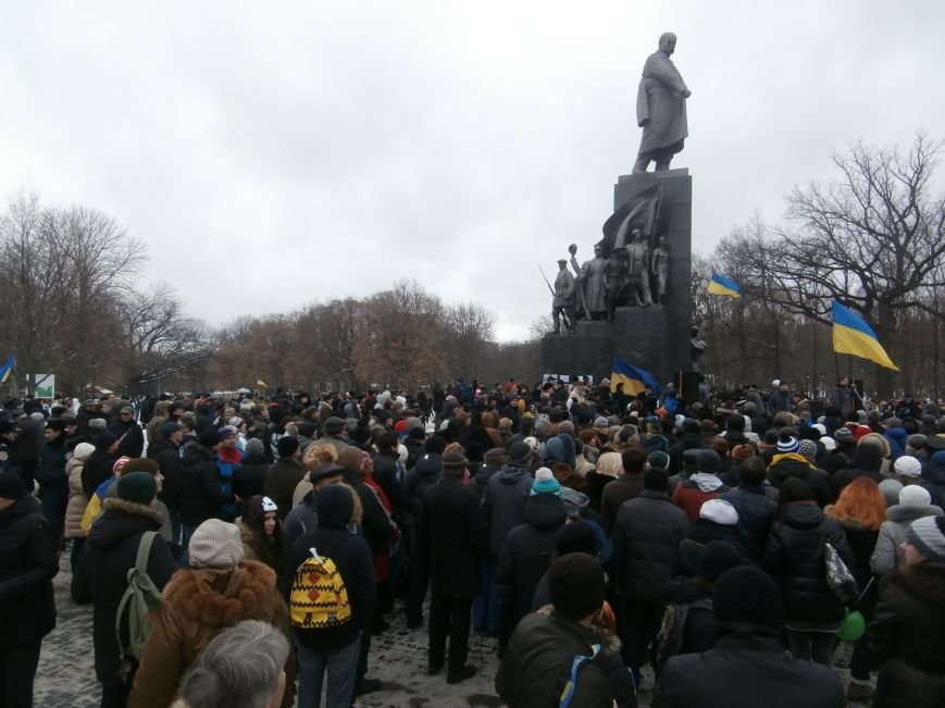 Революция и «Левобережный рок»: в Харьков съехались музыканты со всей восточной Украины поддержать участников «евромайдана» (фото), фото-31