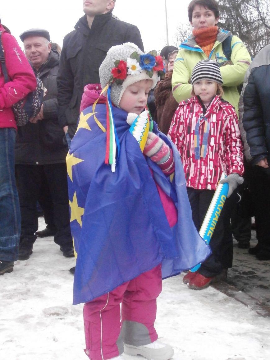 Революция и «Левобережный рок»: в Харьков съехались музыканты со всей восточной Украины поддержать участников «евромайдана» (фото), фото-21