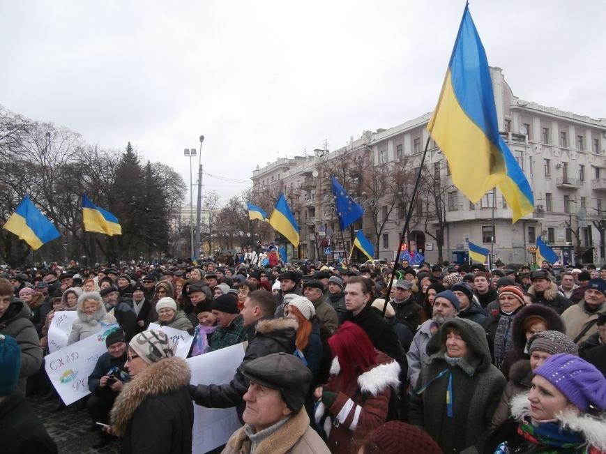 Революция и «Левобережный рок»: в Харьков съехались музыканты со всей восточной Украины поддержать участников «евромайдана» (фото), фото-16