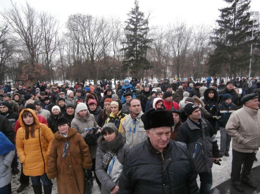 Революция и «Левобережный рок»: в Харьков съехались музыканты со всей восточной Украины поддержать участников «евромайдана» (фото), фото-11
