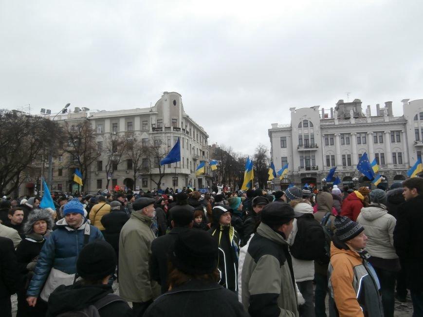 Революция и «Левобережный рок»: в Харьков съехались музыканты со всей восточной Украины поддержать участников «евромайдана» (фото), фото-2