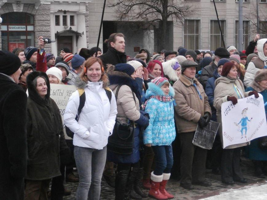 Революция и «Левобережный рок»: в Харьков съехались музыканты со всей восточной Украины поддержать участников «евромайдана» (фото), фото-37