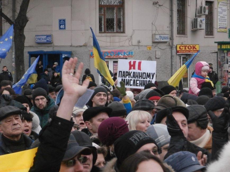 Революция и «Левобережный рок»: в Харьков съехались музыканты со всей восточной Украины поддержать участников «евромайдана» (фото), фото-40