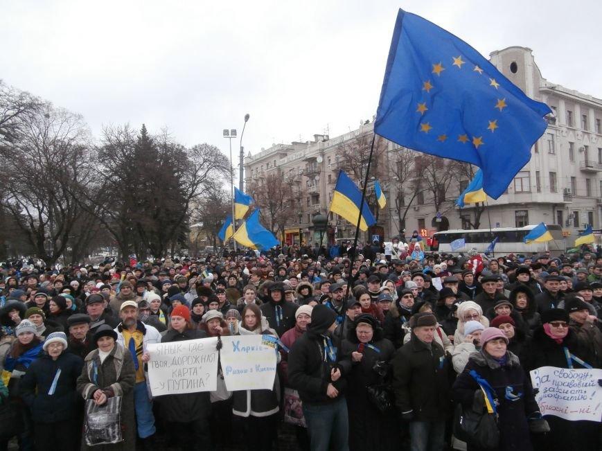 Революция и «Левобережный рок»: в Харьков съехались музыканты со всей восточной Украины поддержать участников «евромайдана» (фото), фото-8