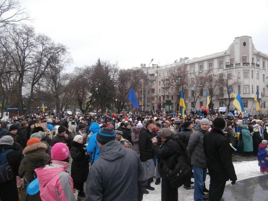 Революция и «Левобережный рок»: в Харьков съехались музыканты со всей восточной Украины поддержать участников «евромайдана» (фото), фото-20