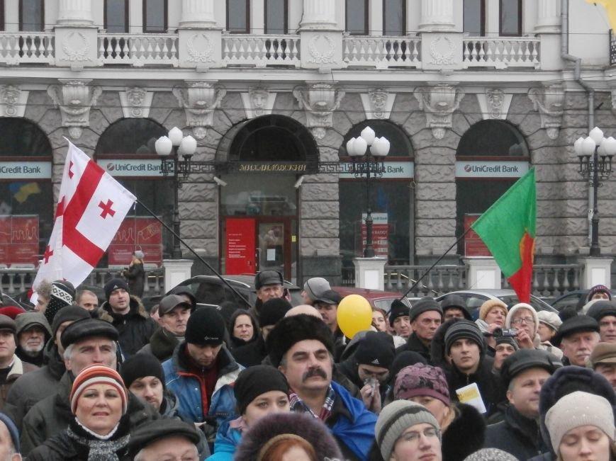 Революция и «Левобережный рок»: в Харьков съехались музыканты со всей восточной Украины поддержать участников «евромайдана» (фото), фото-41