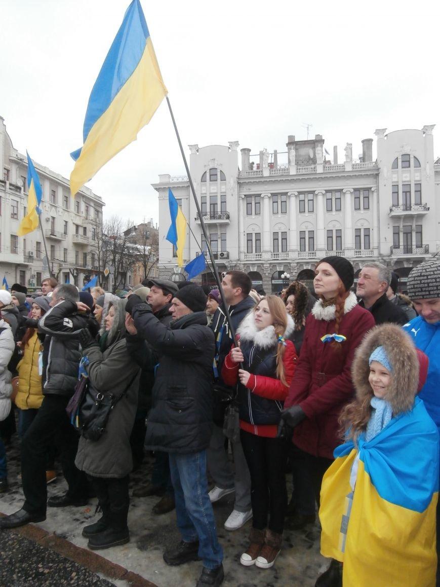 Революция и «Левобережный рок»: в Харьков съехались музыканты со всей восточной Украины поддержать участников «евромайдана» (фото), фото-15
