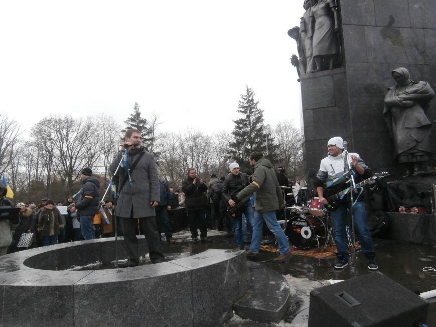 Революция и «Левобережный рок»: в Харьков съехались музыканты со всей восточной Украины поддержать участников «евромайдана» (фото), фото-4
