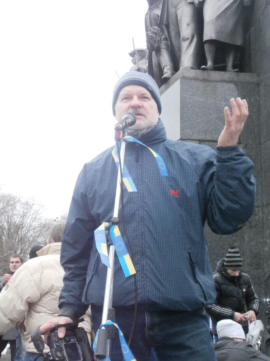 Революция и «Левобережный рок»: в Харьков съехались музыканты со всей восточной Украины поддержать участников «евромайдана» (фото), фото-17