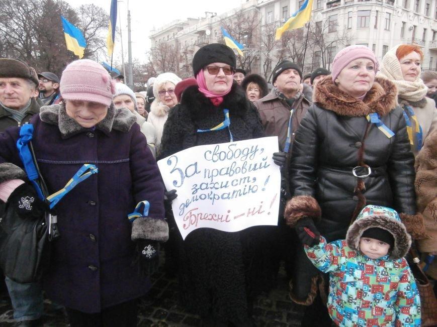 Революция и «Левобережный рок»: в Харьков съехались музыканты со всей восточной Украины поддержать участников «евромайдана» (фото), фото-6