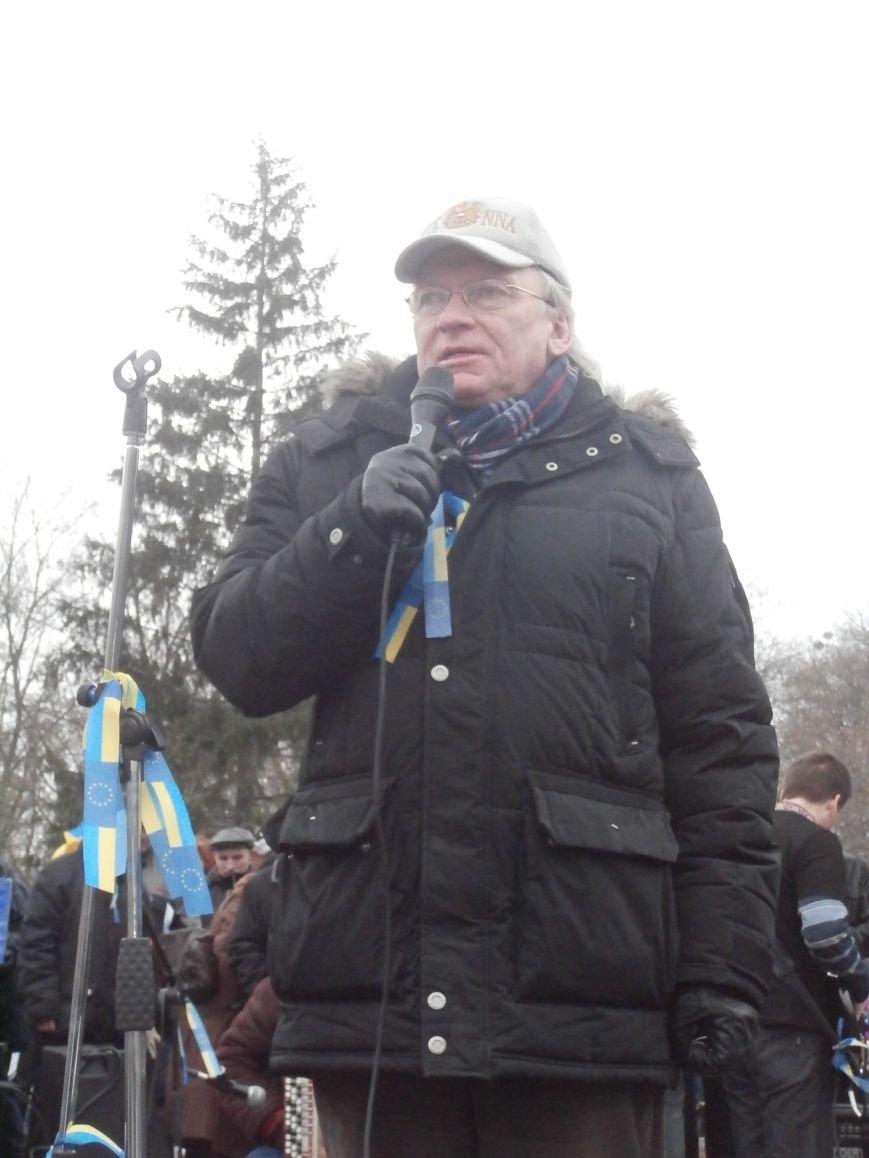 Революция и «Левобережный рок»: в Харьков съехались музыканты со всей восточной Украины поддержать участников «евромайдана» (фото), фото-43