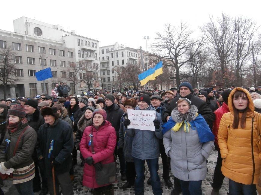 Революция и «Левобережный рок»: в Харьков съехались музыканты со всей восточной Украины поддержать участников «евромайдана» (фото), фото-12