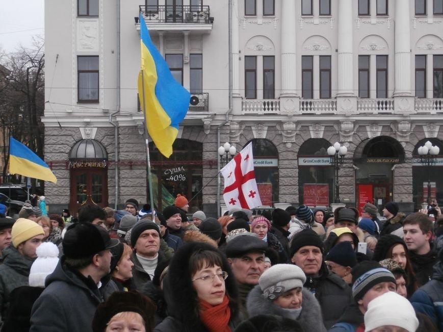 Революция и «Левобережный рок»: в Харьков съехались музыканты со всей восточной Украины поддержать участников «евромайдана» (фото), фото-36