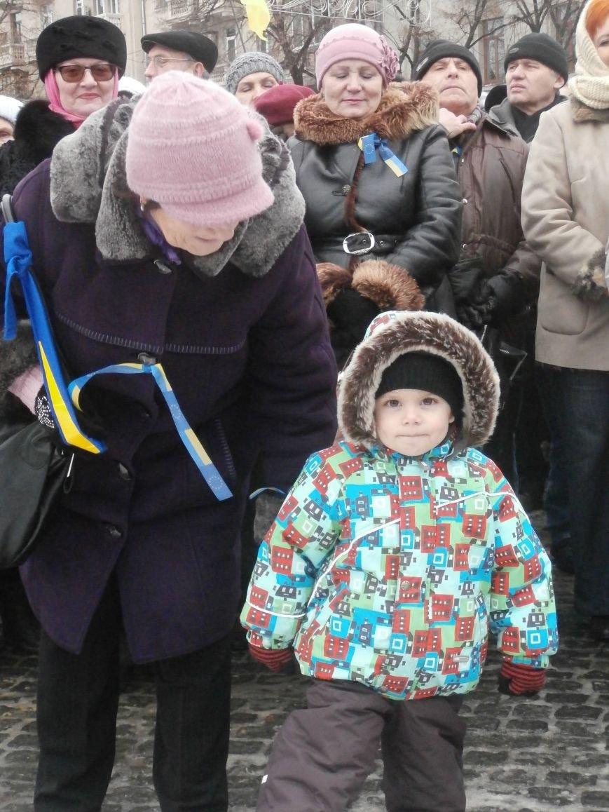 Революция и «Левобережный рок»: в Харьков съехались музыканты со всей восточной Украины поддержать участников «евромайдана» (фото), фото-24
