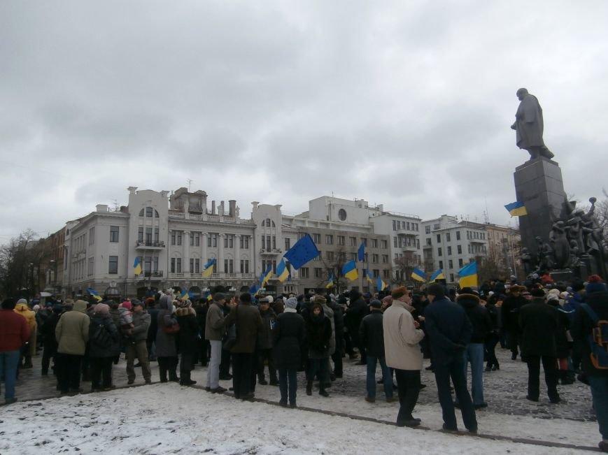 Революция и «Левобережный рок»: в Харьков съехались музыканты со всей восточной Украины поддержать участников «евромайдана» (фото), фото-1