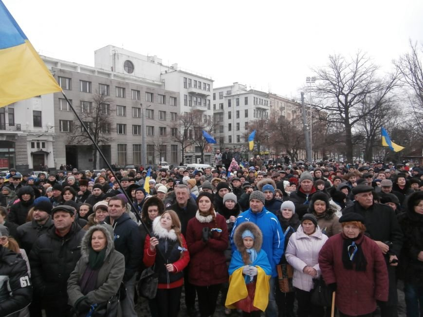 Революция и «Левобережный рок»: в Харьков съехались музыканты со всей восточной Украины поддержать участников «евромайдана» (фото), фото-9