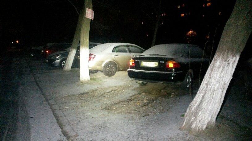 Мариупольцы  дождались первого снега (ФОТОФАКТ), фото-2