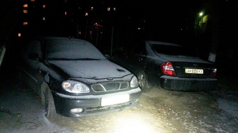 Мариупольцы  дождались первого снега (ФОТОФАКТ), фото-1