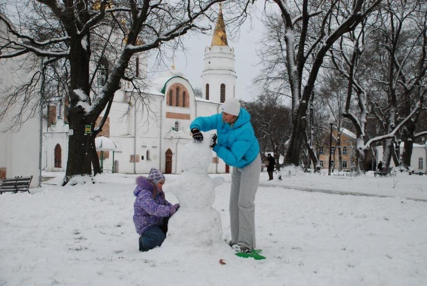 Чернигов: зимние зарисовки (ФОТО), фото-2