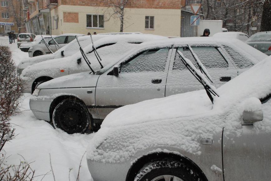 Чернигов: зимние зарисовки (ФОТО), фото-12