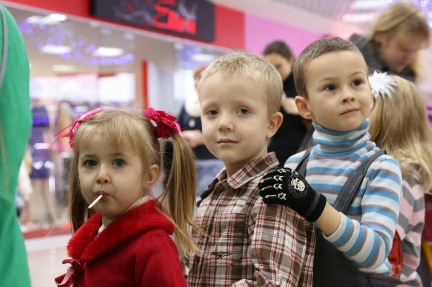 В Черкассах состоялось празднование пятилетия ТРЦ «Днепро-Плаза», фото-1