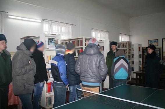 «Тяжелым» черниговским подросткам показали их возможное будущее, фото-3