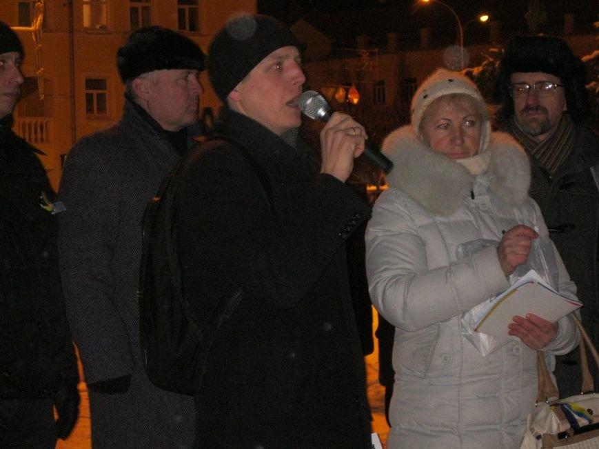 Имя черниговского мэра занесли на чёрную доску позора (ФОТО), фото-1