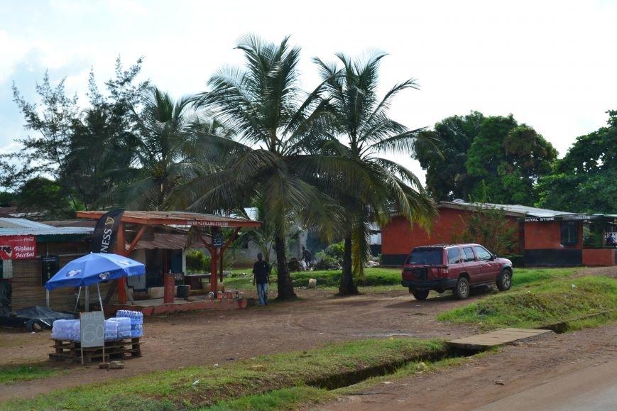 56-й на «Земле свободы» или Черниговский миротворец в Либерии (ФОТОРЕПОРТАЖ), фото-8