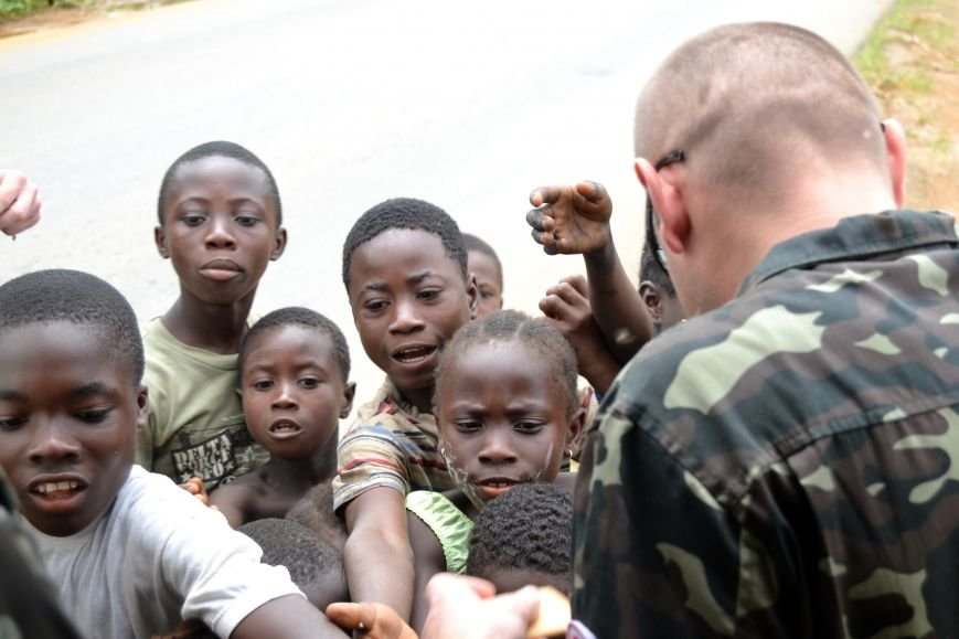 56-й на «Земле свободы» или Черниговский миротворец в Либерии (ФОТОРЕПОРТАЖ), фото-9