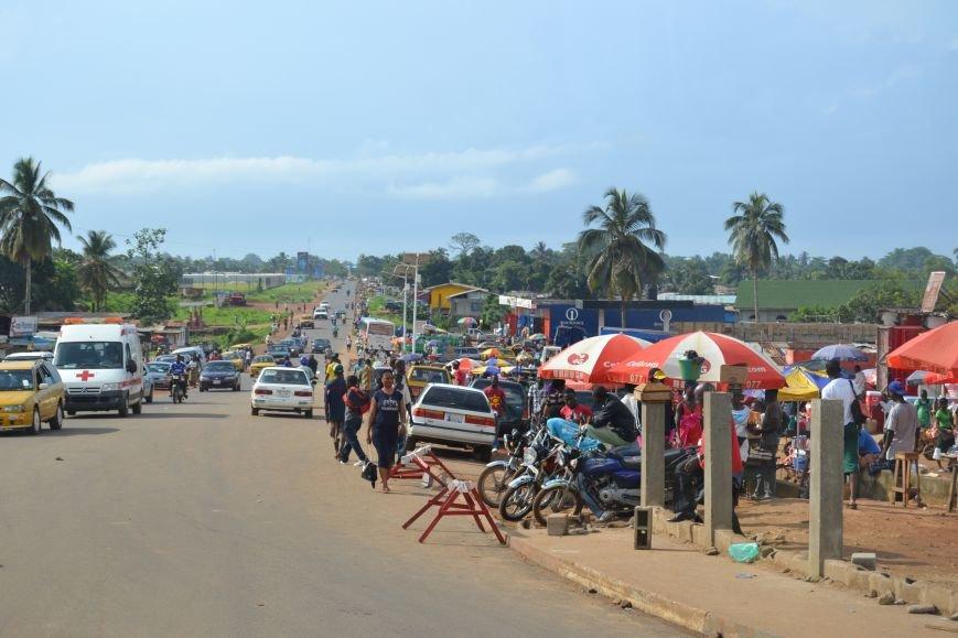 56-й на «Земле свободы» или Черниговский миротворец в Либерии (ФОТОРЕПОРТАЖ), фото-6
