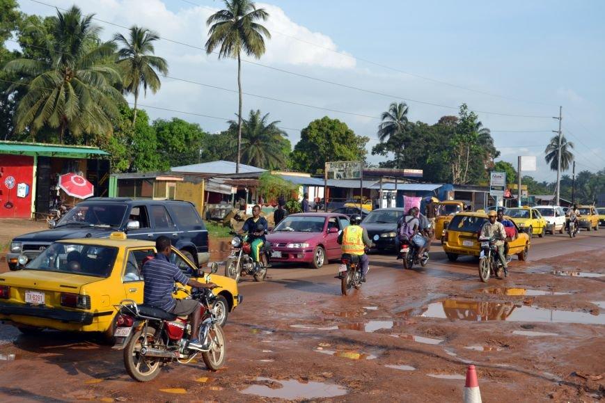 56-й на «Земле свободы» или Черниговский миротворец в Либерии (ФОТОРЕПОРТАЖ), фото-10