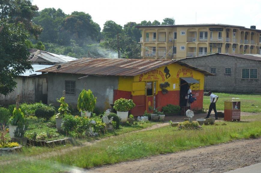 56-й на «Земле свободы» или Черниговский миротворец в Либерии (ФОТОРЕПОРТАЖ), фото-7