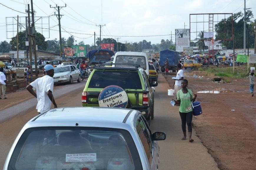 56-й на «Земле свободы» или Черниговский миротворец в Либерии (ФОТОРЕПОРТАЖ), фото-5