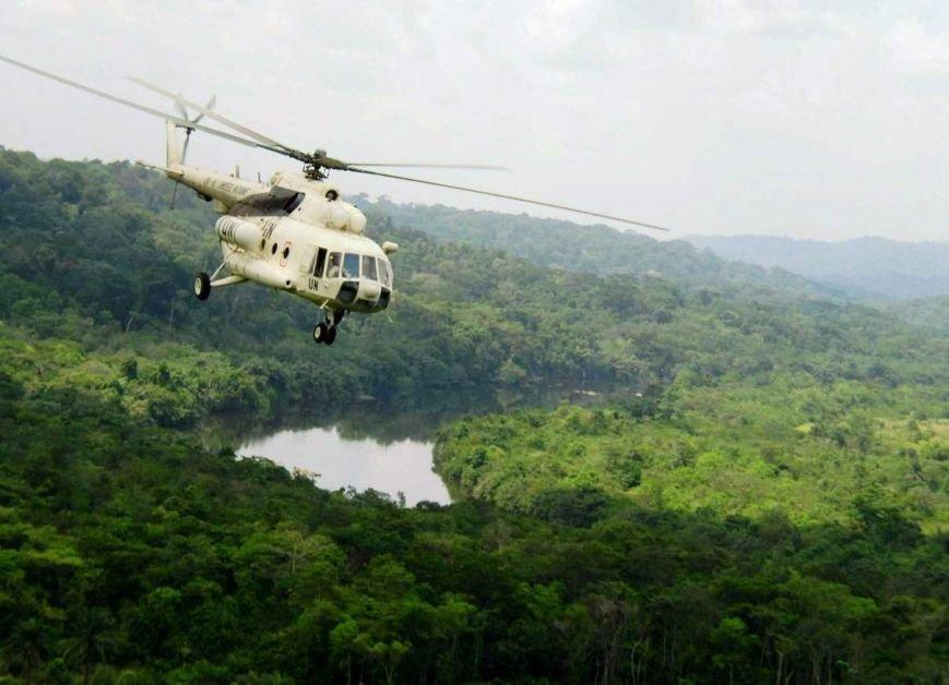 56-й на «Земле свободы» или Черниговский миротворец в Либерии (ФОТОРЕПОРТАЖ), фото-3