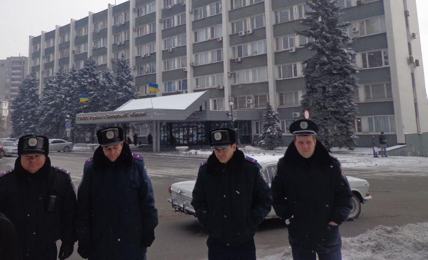 ФОТОРЕПОРТАЖ: Запорожские активисты выступили против беспредела «Беркута» на Майдане, фото-2