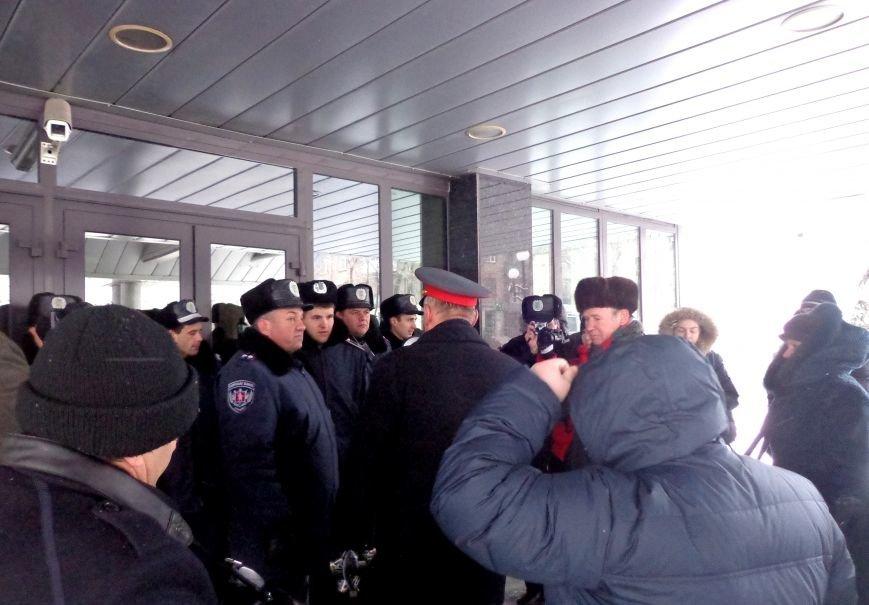 ФОТОРЕПОРТАЖ: Запорожские активисты выступили против беспредела «Беркута» на Майдане, фото-3
