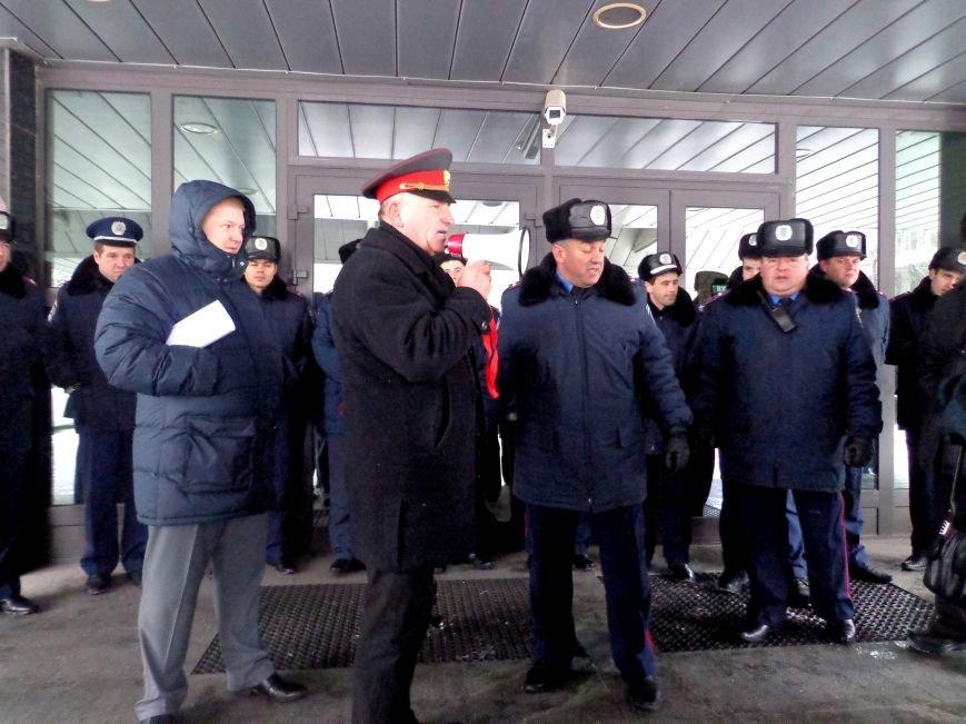 10 декабря: Запорожские активисты против беспредела «Беркута», первый снег, и поддержка Александра Сина (ФОТО), фото-2