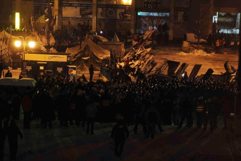 Після цієї ночі народ ніколи не пробачать владу – нардеп (ФОТОРЕПОРТАЖ), фото-6